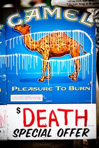 Offre spéciale : mort — CC BY NC Thomas Hawk — Flickr